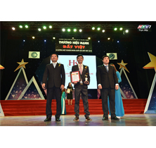 Công ty TNHH Phát Triển Công Nghệ Hoàng Kim nhận giải thưởng  Thương hiệu mạnh Đất Việt 2019