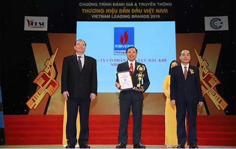 NT2: Thương hiệu dẫn đầu Việt Nam năm 2019